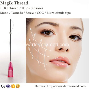 Cosmetic pdo thread for Face Lifting